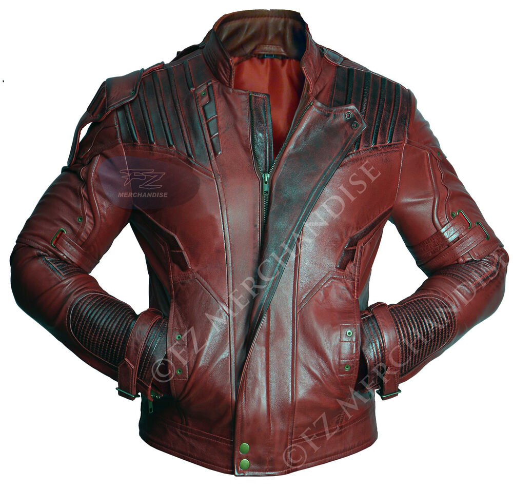 Maroon Faux Leather Jacket With Shoes