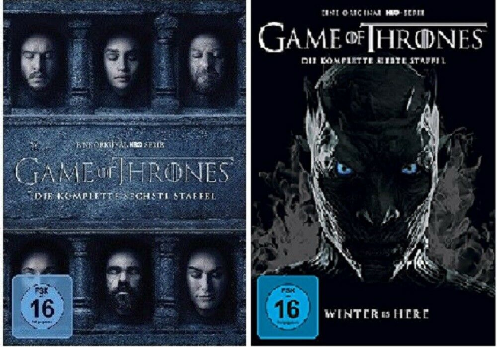 Game Of Thrones Tote Staffel 6