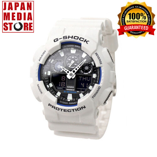 Details about CASIO G-SHOCK GA-100B-7AJF Big Case NEW Street Fashion Color  Limited GA-100B-7A 012d6467e
