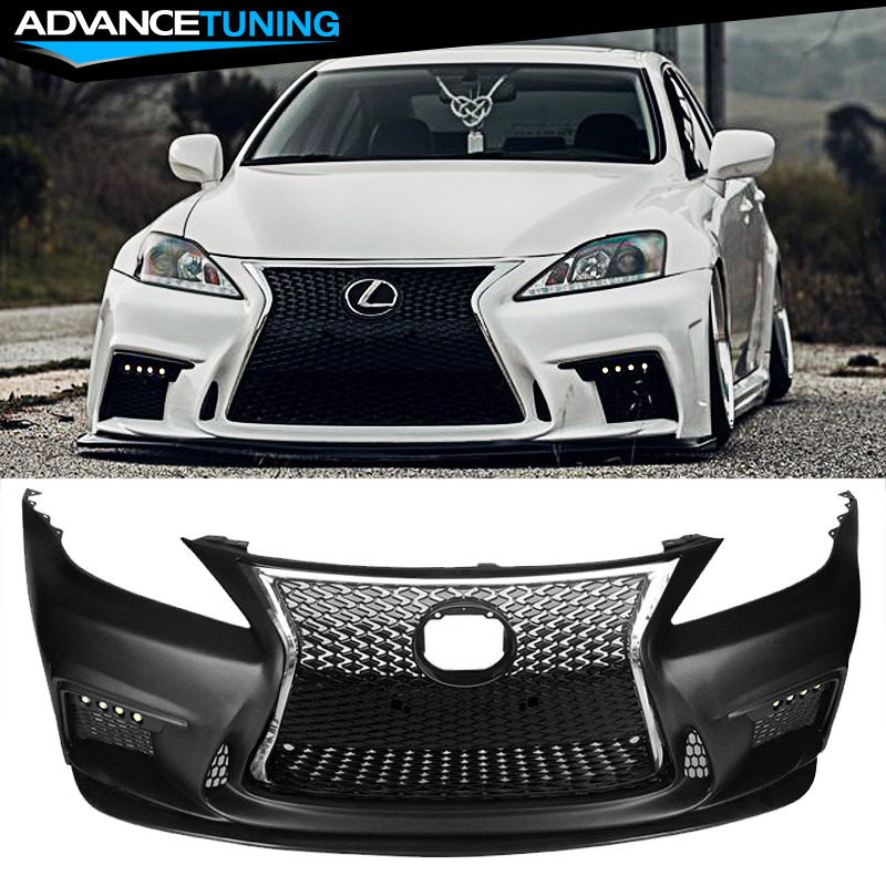 Lexus Is F: Fits 06-13 Lexus IS250 IS350 4DR Esprit Style Front Bumper