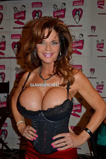 Deauxma 8X12 Original Photo 400- Busty Milf  Ebay-1618
