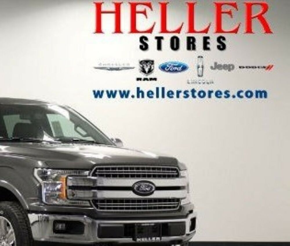 2018 2019 FORD F-150 OEM Genuine Ford Grille, Great
