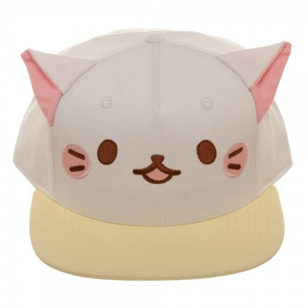 Details about BANANYA Cat Cosplay Adjustable Snapback Hat Cap Banana Kitty  Ears Crunchyroll 228b4c579e8