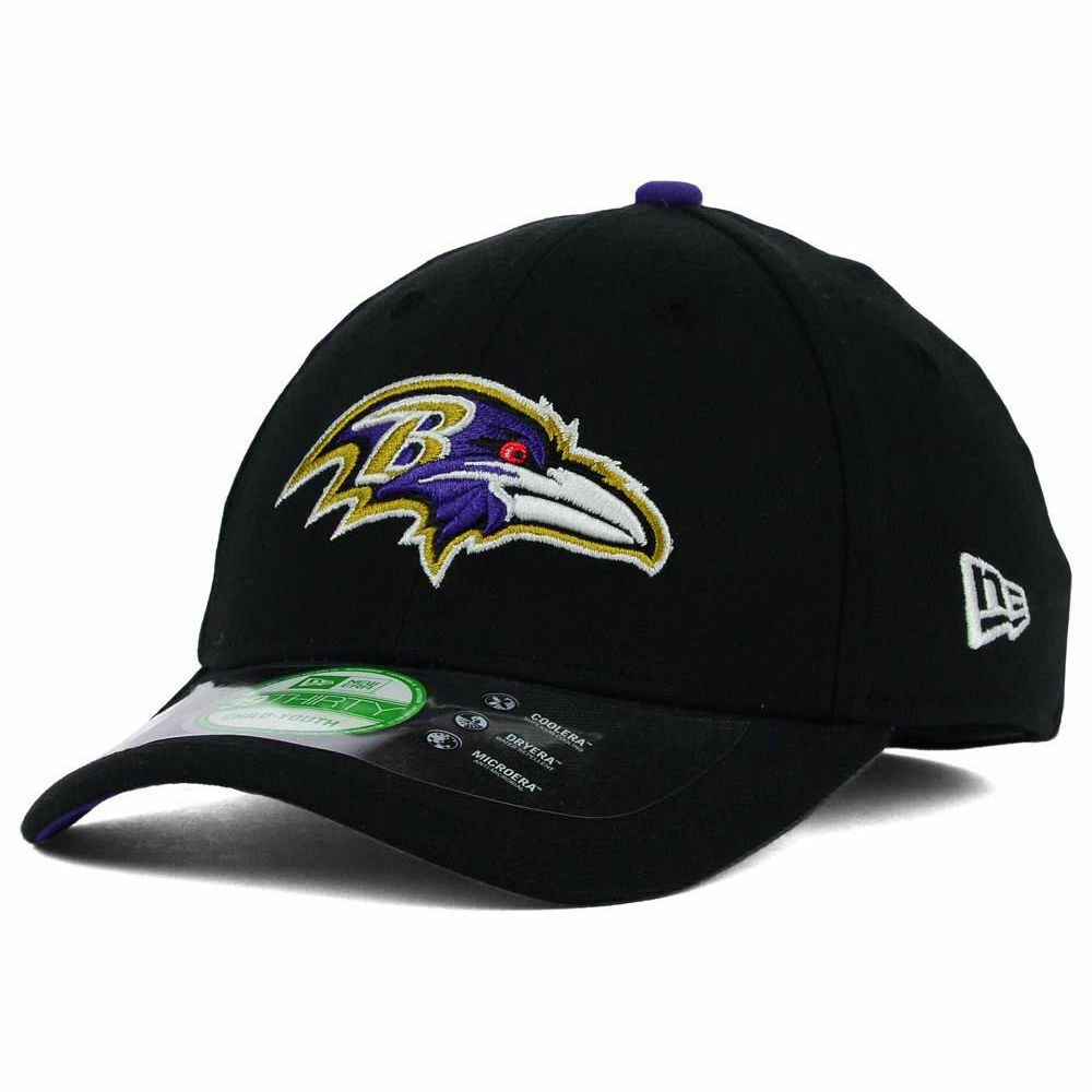 Details about Baltimore Ravens New Era NFL Kid s On Field 39THIRTY Cap Hat  Lid Toddler Child B d39163b5a22