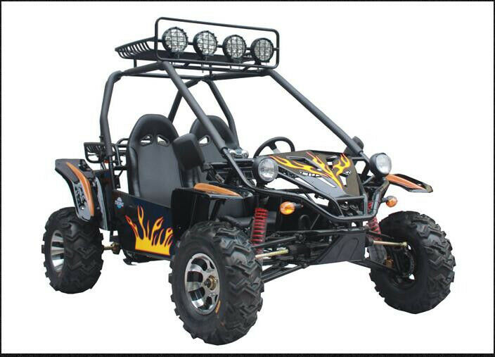 off road go kart gas powered 4 stroke 1 cylinder 150cc 9. Black Bedroom Furniture Sets. Home Design Ideas
