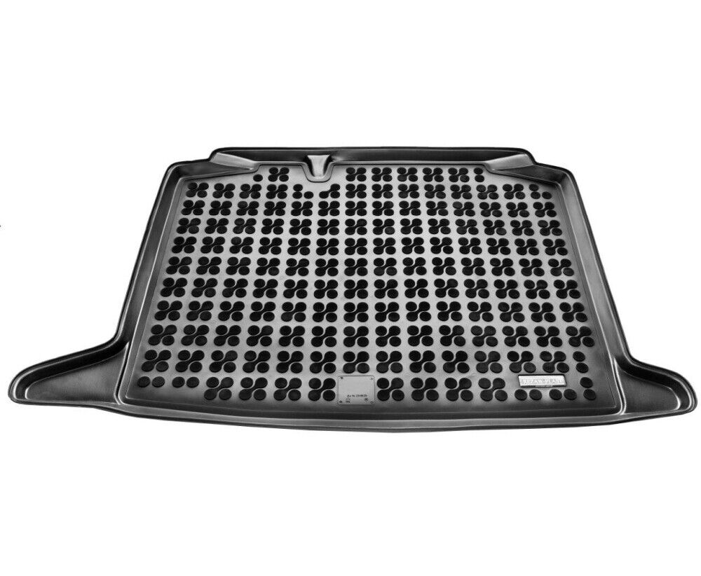 buy popular d00bd fd5ce Details about TAILORED RUBBER BOOT LINER MAT TRAY Skoda Rapid Spaceback  since 2013