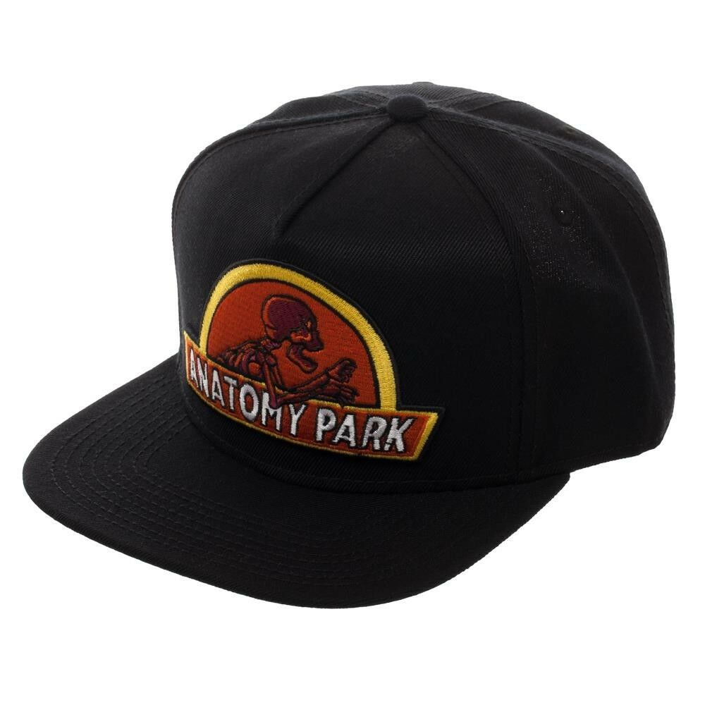 Rick and Morty Anatomy Park Snapback Hat Cap Officially Licensed NEW ...