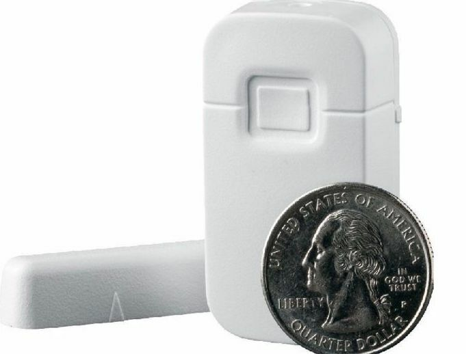 Ge Interlogix Tx 1012 01 1 Micro Door Window Sensor