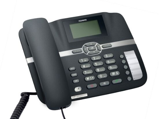 Huawei F610 Neo3300 3g Gsm Desk Phone For Home Office Call