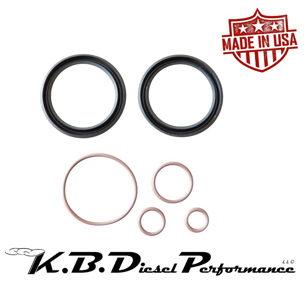 6.6l 2001-2016 GM Fuel Filter Housing Rebuild Kit LB7 LLY LBZ LMM LML  Duramax | eBay