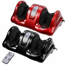 Kyпить Shiatsu Foot Massager Kneading Rolling Leg Calf Ankle Machine w/Remote Black/Red на еВаy.соm