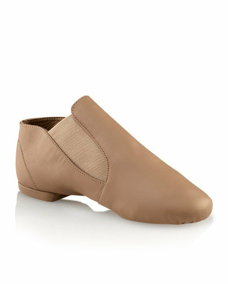 What excellent adult slip on jazz boot