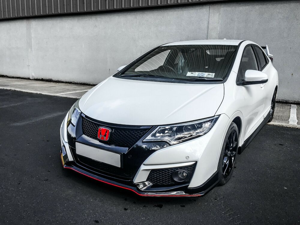 honda civic 2015 body styling kit type r style diesel 1 4 1 8 ebay. Black Bedroom Furniture Sets. Home Design Ideas