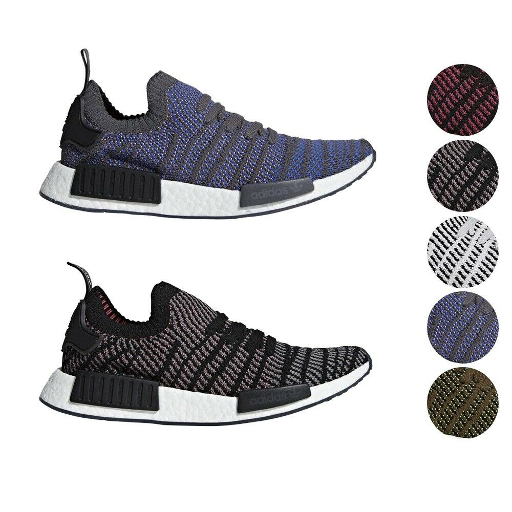 6f0417617 Details about Adidas Originals NMD R1 STLT Primeknit PK Boost Shoes Men s  CQ2388 CQ2389 CQ2387