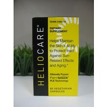 Heliocare Dietary Supplement 60 Vegetarian Capsules Exp 2020 SEALED!