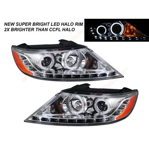 set-of-pair-ccfl-halo-headlights-w-led-parking-lights-for-20112013-kia-sorento