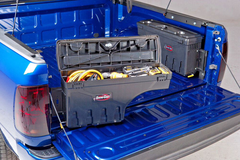 Undercover Left Amp Right Side Swing Cases Tool Boxes Combo
