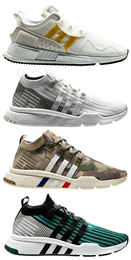 pretty nice 62a8c f7c5c Details about Adidas Originals Equipment Eqt Cushion Support Bask Adv Men s  Sneakers