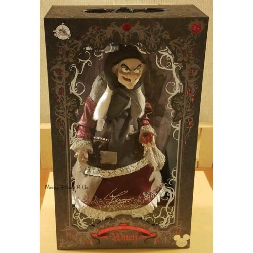 signed-disney-store-limited-edition-snow-white-witch-hag-collector-doll-le-723