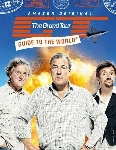 The Grand Tour Guide to the World Book The Fast Free Shipping