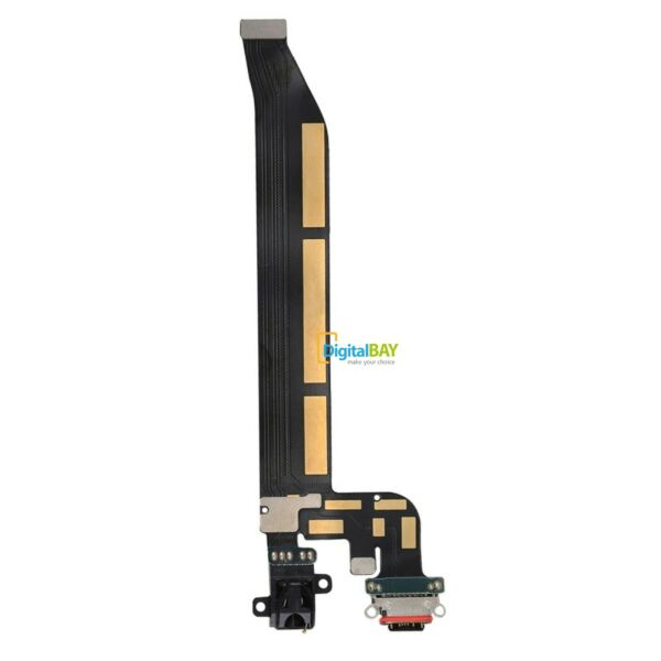 Ricambio Connettore Ricarica Charging Dock Jack Cuffie Flex Cable Per Oneplus 5T