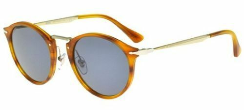 326551eed3 PERSOL 3166S 3166 S 960 56 51 STRIPED BROWN SUNGLASSES EYEGLASSES  CALLIGRAPHER 8053672666373