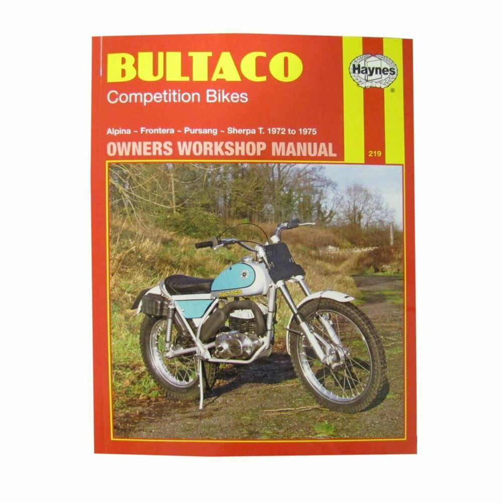 Bultaco Wiring - Wiring Diagrams Place