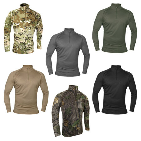 img-VIPER MESH TECH ARMOUR TOP SHIRT TACTICAL WICKING MILITARY POLICE SECURITY ARMY