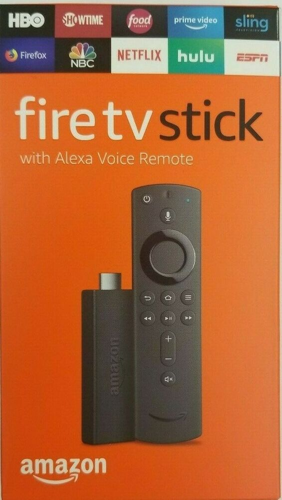 Amazon Fire Stick 2nd Generation Alexa Voice Remote Thousands Sold Qty Discount Ebay