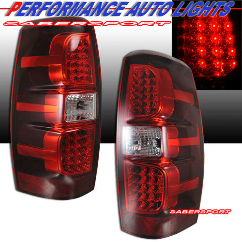 set-of-pair-red-lens-led-taillights-for-20072013-chevrolet-avalanche