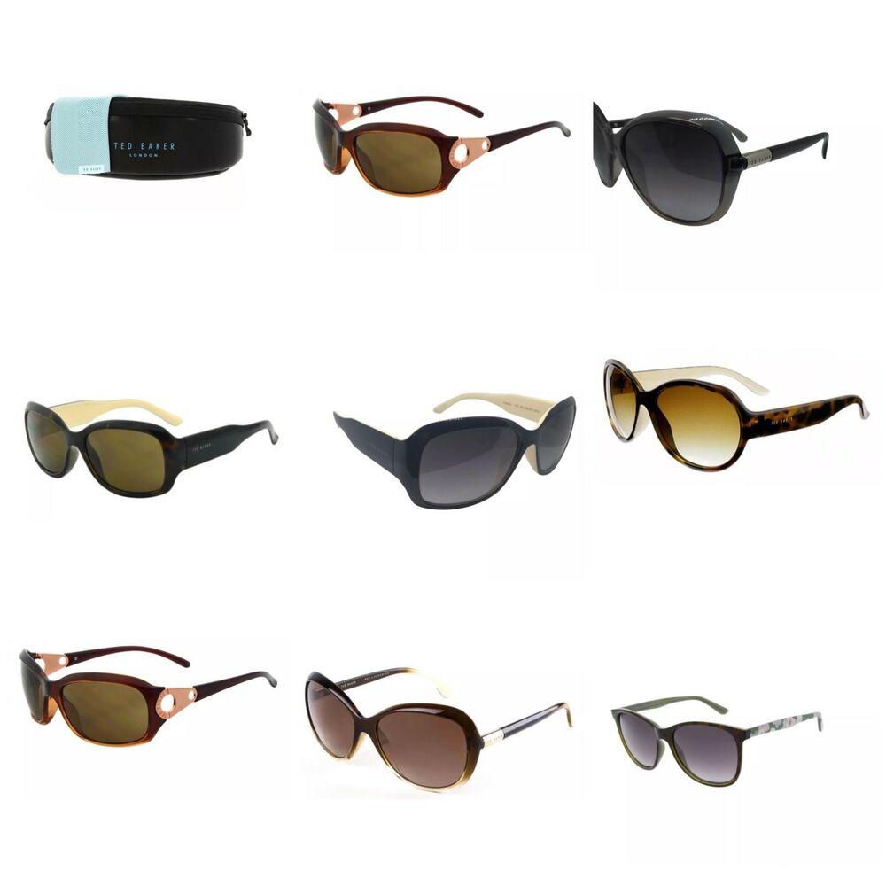 7aafd940cc Brand New Women s Ted Baker Sunglasses New Style 2018 100% Genuine Various