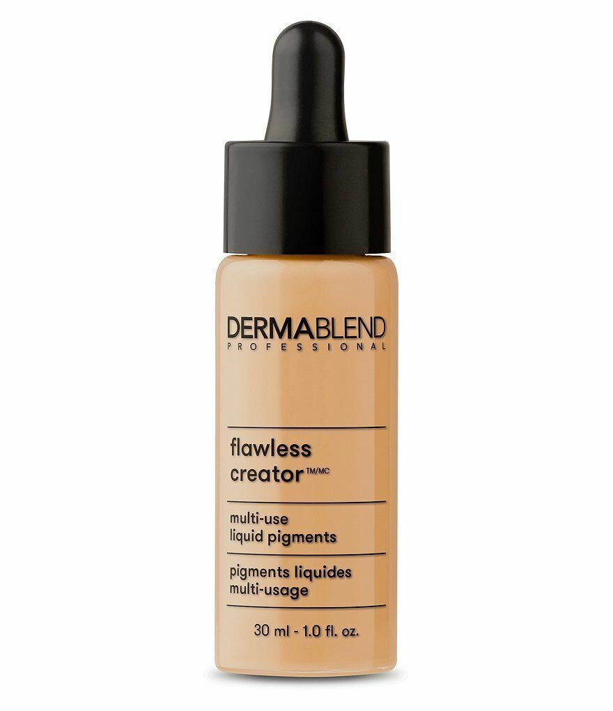 Dermablend Glow Creator Multi-use Liquid Highlighter Gold- - Free Ship