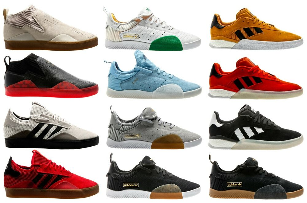 online store 85bc3 a953c Adidas Skate 3st.001 3st.002 3st.003 3st.004 Hombre Zapatos Hombre   eBay