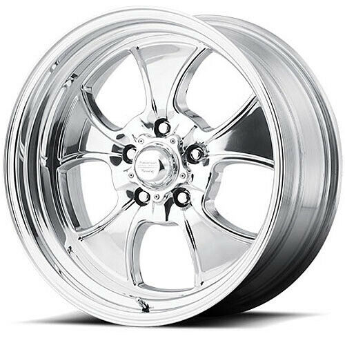 15 X7 American Racing Hopster Vn550p Polished 5x4 75 5 Et