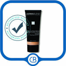 Dermablend Leg and Body Makeup Body Foundation SPF 25 DROP DOWN MENU VALUE $45