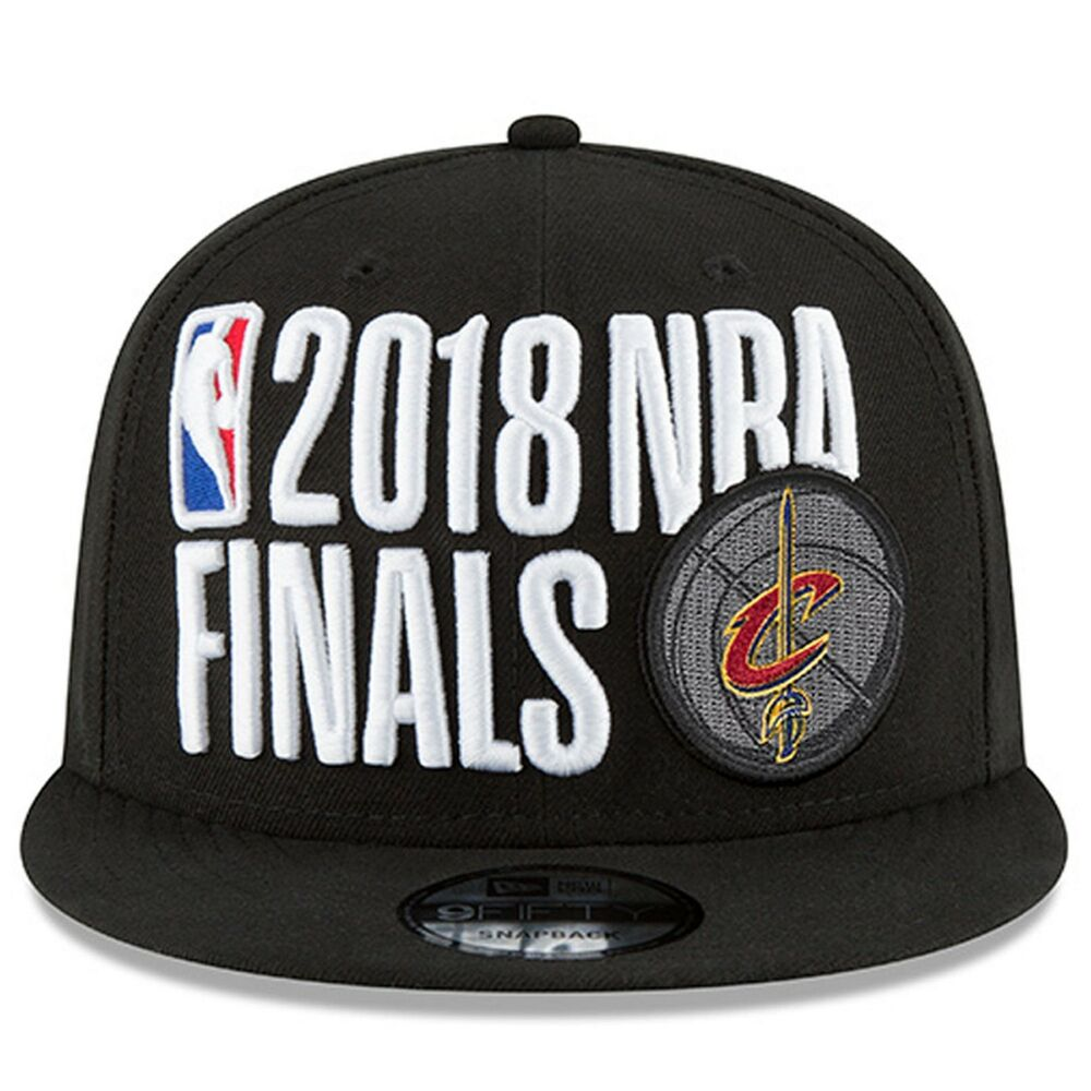 974aaa09d49 Details about Cleveland Cavaliers 2018 Eastern Conference Champions Locker  Room 9FIFTY Hat