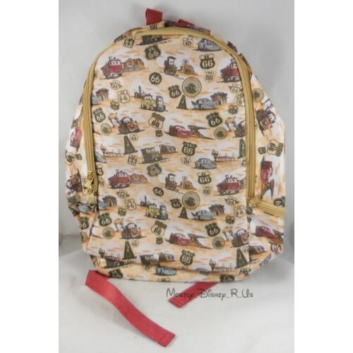 new-disney-parks-store-pixar-cars-route-66-school-backpack-book-bag-day-pack