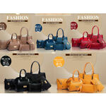 NEW Women 6PCS set shoulder bag satchel handbag fashion handbags