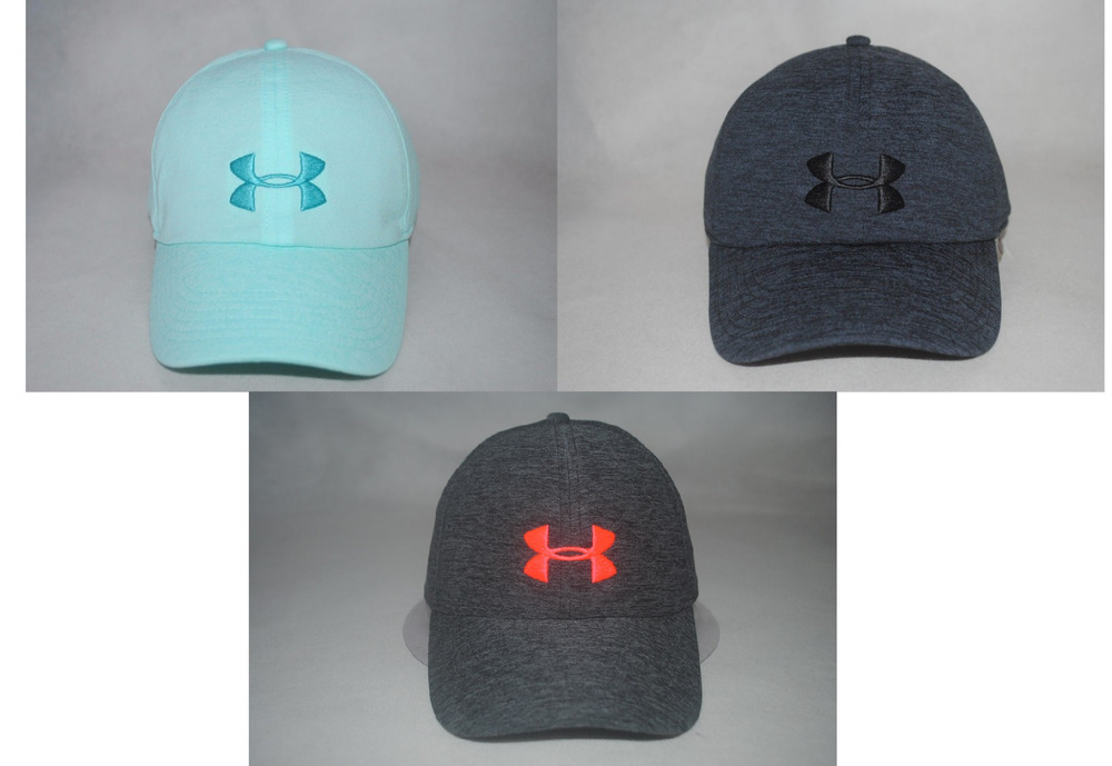 New Under Armour Women s UA Threadborne Twist Renegade  1306297 Cap Hat  OSFA  459c4ebc6d4