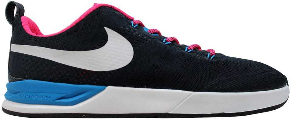 ad4e2756c6f2 Details about Nike SB Project BA R R Dark Obsidian White-Hyper Pink  654892-416 Men s SZ 8.5