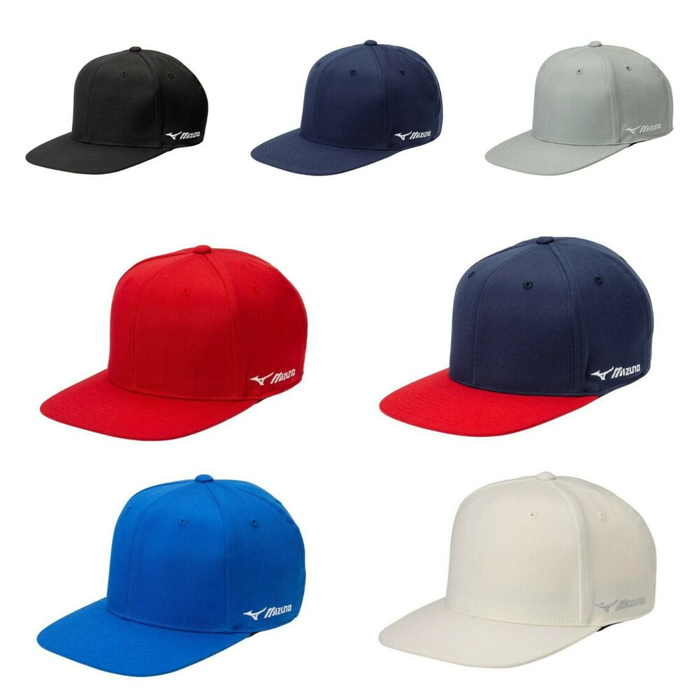 Details about Mizuno Baseball Cap Low Profile Adjustable Hat 370210 f9c96204c8a