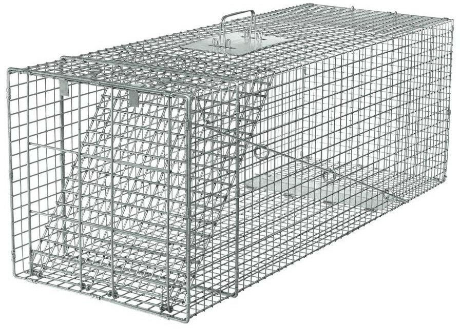Details About Havahart 1 Door Animal Cage Rabbit Trap Spring Loaded X Large Outdoor