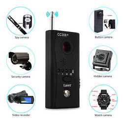 Kyпить Anti Spy Hidden Camera Lens Bug Detector GSM GPS Signal Finder RF Tracker Audio на еВаy.соm