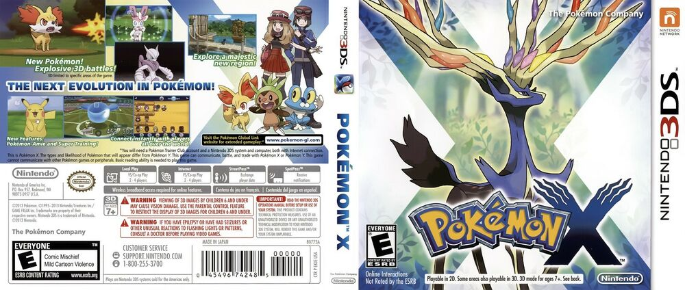 pokemon x on pc