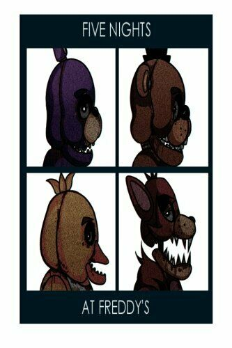 Five Nights At Freddy's: It's Me Book The Fast Free Shipping 9781507605714  | eBay