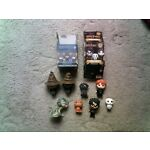 Harry Potter Mystery Minis Series 1 & 2   - Complete your Collection