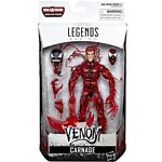 Marvel Legends Venom Wave 1 - Monster Venom BAF Series - Carnage Action Figure