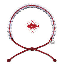 4Ocean Overfishing Red Bracelet, Limited Edition