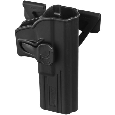 img-Helikon Release Button MOLLE Pistol Holster Security Police Shooting Case Black