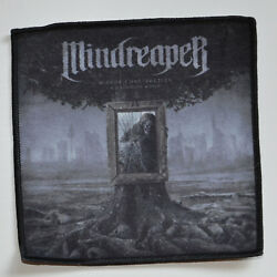 MINDREAPER - Mirror Construction Cover - 10,7 cm x 10,5 - Patch - 165265